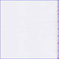 White Ivory Light/Medium Weight Denim