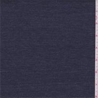 Heather Denim Blue Sweatshirt Fleece
