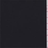 *2 5/8 YD PC--Subtle Black Rib Knit