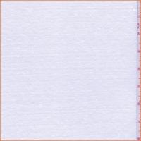 White Slubbed Knit