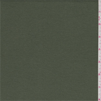 Moss Green Rib Knit
