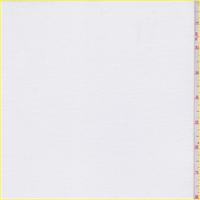 White Tencel Jersey Knit