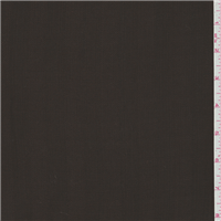 *2 1/2 YD PC--Chocolate Brown Leno Stripe