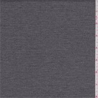 Medium Heather Grey Double Knit