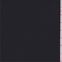 Midnight Herringbone Wool Blend Suiting
