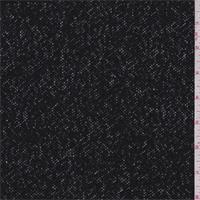 Black/Ivory Textured Jacketing