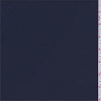 Ink Blue Twill Knit