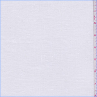 *2 1/8 YD PC--Optic White Linen