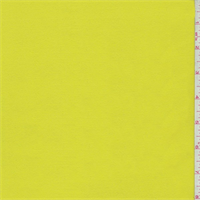 Lemon Yellow Crepe