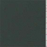 Forest Green Silk Crepe de Chine