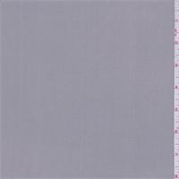 Sterling Grey Silk Crepe de Chine