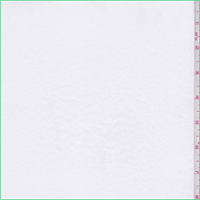 White (PFD) Polyester Shirting
