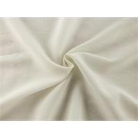 *3 1/8 YD PC--Off White Silk Blend Stretch Georgette