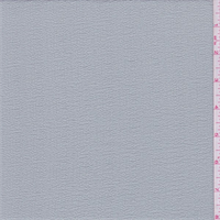*3 3/8 YD PC--Icy Grey Double Gauze