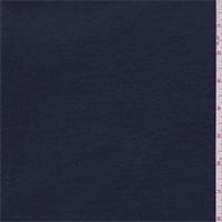 Dark Blue Fleece Knit