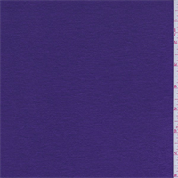 Grape Rayon Jersey Knit