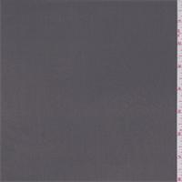 Granite Grey Silk Crepe de Chine
