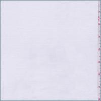 White Double Knit