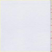 Off White Mini Rib Double Knit