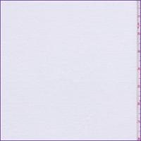 Pearl White Rayon Jersey Knit