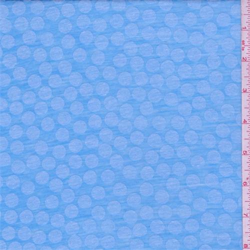 0462d993966 Turquoise Dot T-Shirt Knit - 64217   Fashion Fabrics