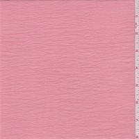 *6 YD PC--Flamingo Orange Textured Chiffon