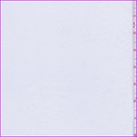 White Stretch Broadcloth