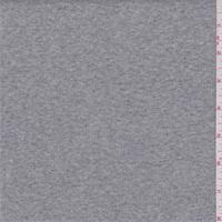 Heather Grey Rib Knit