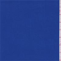 Electric Blue Rayon Jersey Knit