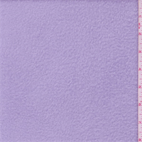 Pale Lavender Polyester Fleece
