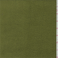 Asparagus Green Polyester Fleece