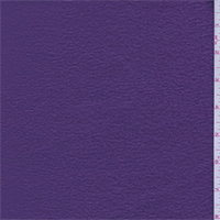 Purple Polyester Fleece