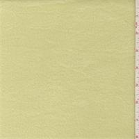 Soft Yellow Polyester Fleece