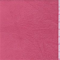Petal Pink Polyester Fleece