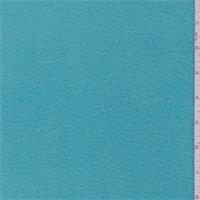 Turquoise Polyester Fleece
