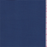 Deep Sea Blue Linen