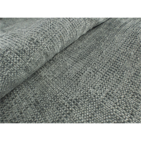 *2 YD PC--De Leo Darmalee Fog Gray Woven Home Decorating Fabric