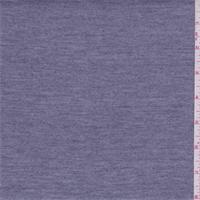 Heather Grey/Blue Jersey Knit