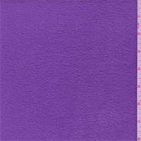 Lilac Purple Polyester Fleece