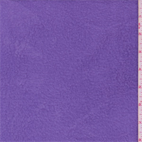 Lilac Polyester Fleece