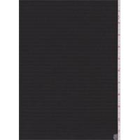 Slate Black Pinstripe Flannel