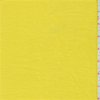 Bright Yellow Linen