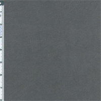 *6 YD PC--Graphite Grey Cotton Canvas Home Decorating Fabric