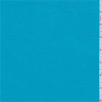 Aqua Blue Rayon Jersey Knit