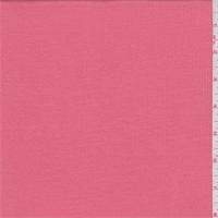Coral Rayon Mini Rib Knit