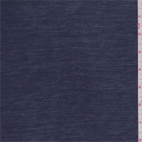 Dark Blue Rayon Sweater Knit