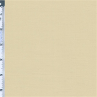 *8 YD PC - Ecru Beige Iridescent Shantung Home Decorating Fabric