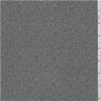 *1 1/8 YD PC--Grey/Black Suiting