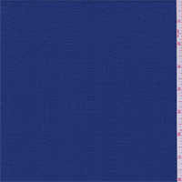 *3 YD PC--Azure Blue Polyester Crepe Suiting