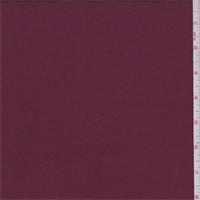 *3 YD PC--Garnet Red Terry Cloth Knit